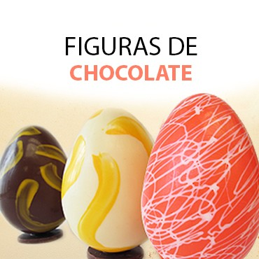 casa de chocolate, huevo de chocolate, corazon de chocolate